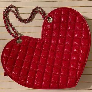 Bebe Heart Shape Tote